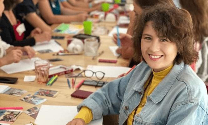Мастер-класс по развитию творческих способностей